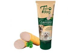 Tubi dog bacon (75g)