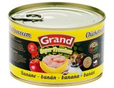 GRAND poulet banane 12x380g