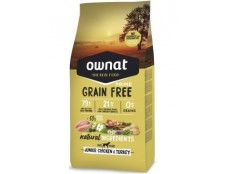 Ownat GF junior chicken (14kg)