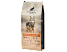 Wolfood high meat chicken Low grain ALS 12kg
