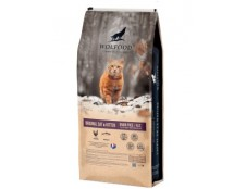 Wolfood Original Cat & kitten 10kg