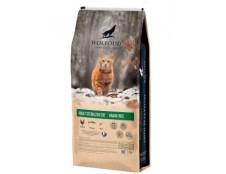 Wolfood Cat Reduction & Sterilized 10kg