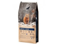 Wolfood sensitive cat low grain 10kg