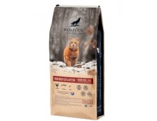 Wolfood High Meat Cat and Kitten 10kg