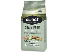 Ownat GF Adult Chicken Turkey (14kg)
