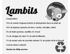 Lambits (environ 250g)