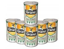 Grand Poulet (Pack de 6 x400g soit 2,4kg)