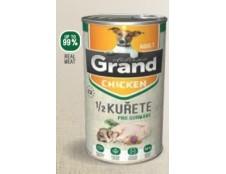 Boite Grand 1/2 poulet...