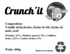 Crunch'it 400g